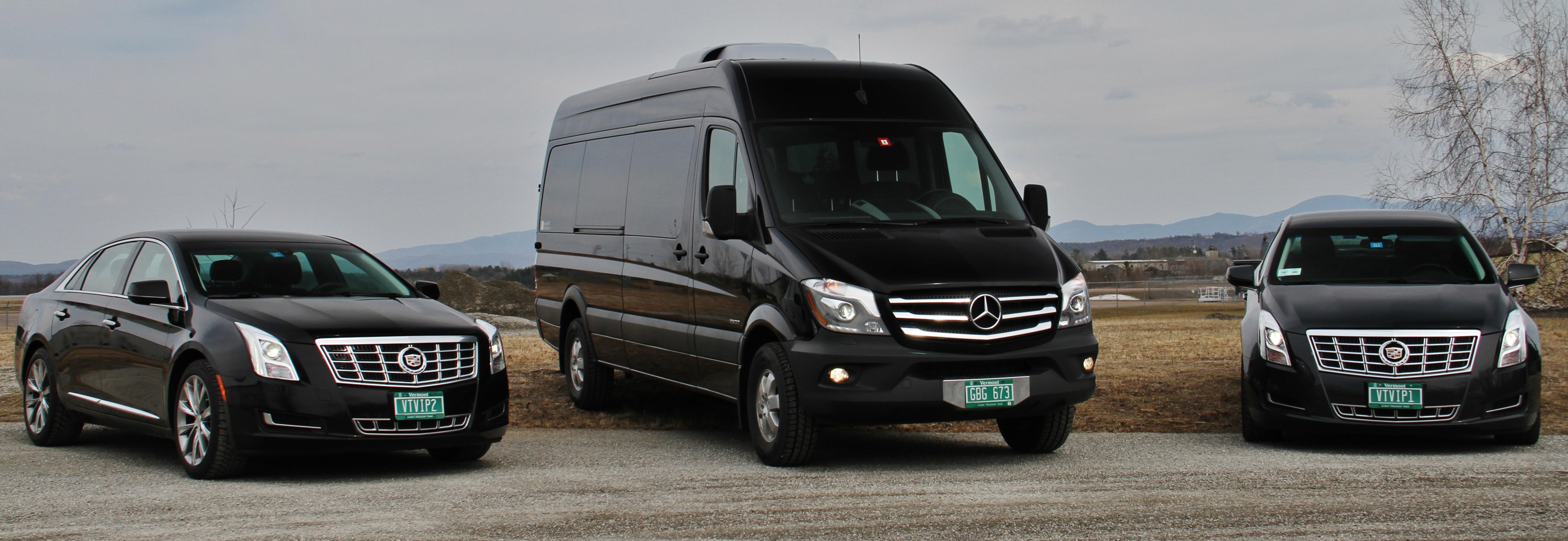 Vermont Wedding Limousine Service