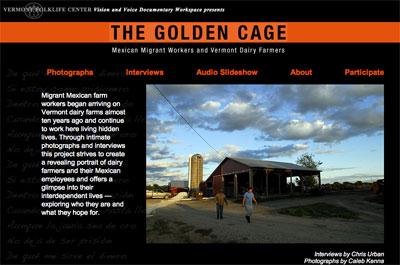 GoldenCageProject.org