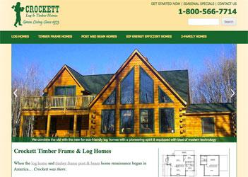 Crockett Log Homes