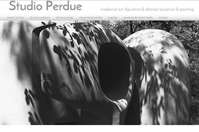 StudioPerdue - modernist sculpture & painting
