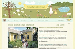 Vermont Natural Family Health