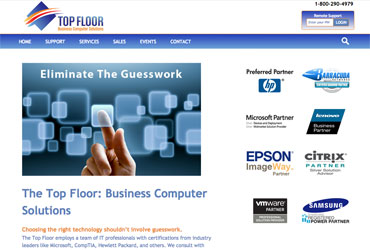 The Top Floor - Business Computer Solutions